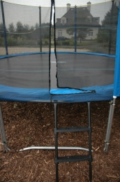 Drabinka do trampolin 12ft - 16 ft (do 90cm)