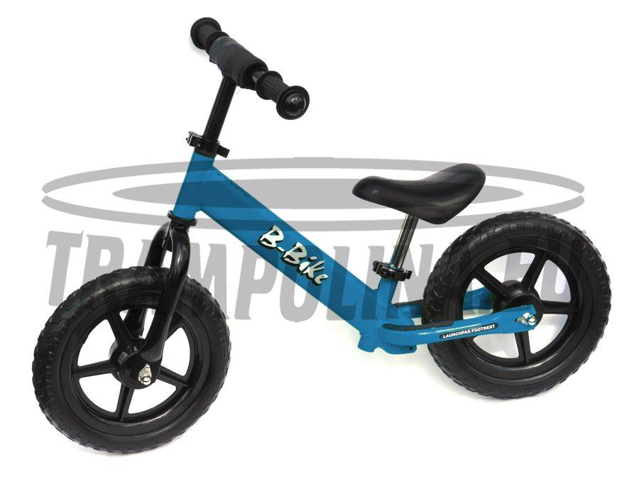 Rowerek biegowy Euro niebieski